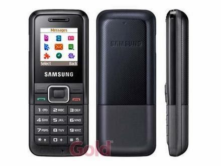 Samsung E1075L Update Flash Files