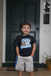 Logan-1st day of school August 2012