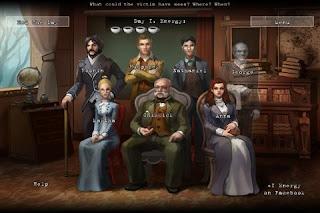 Who Is The Killer (Episode II) v1.2.1 APK: game trinh thám hấp dẫn