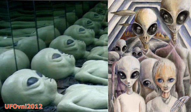 Femme affirme enceinte après avoir été enlevé par des extraterrestres