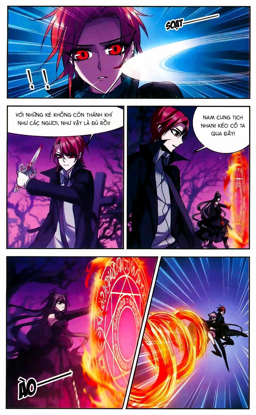 Huyết Tộc Cấm Vực chap 74 page 7 - IZTruyenTranh.com