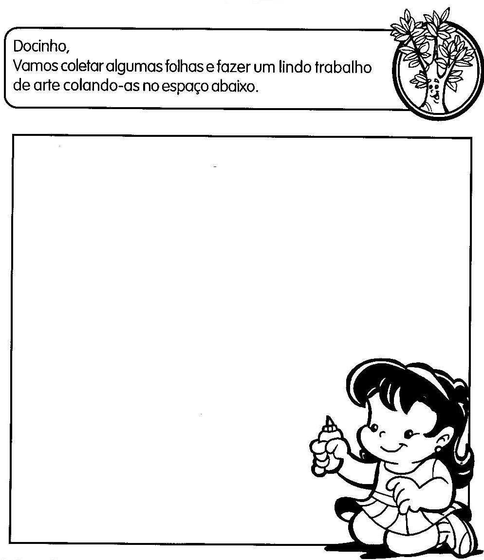 ATIVIDADES DE EDUCA    O INFANTIL SERES VIVOS