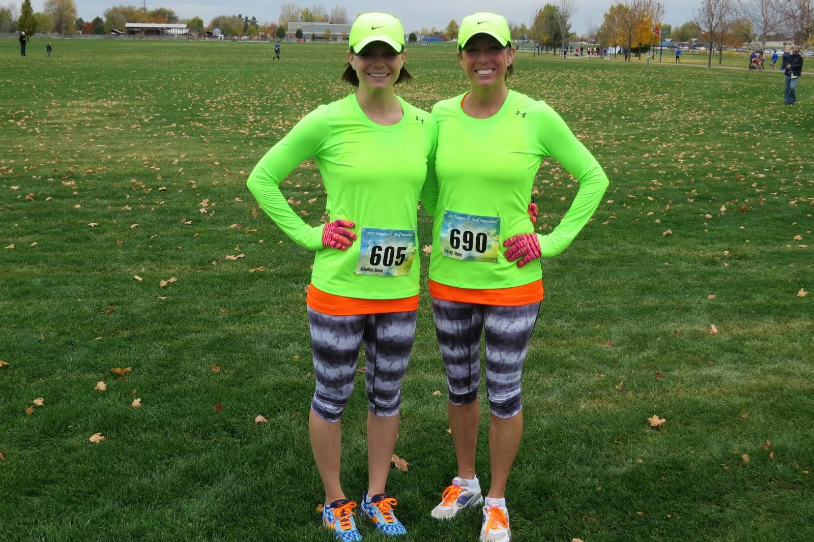 Zeitgeist Half Marathon