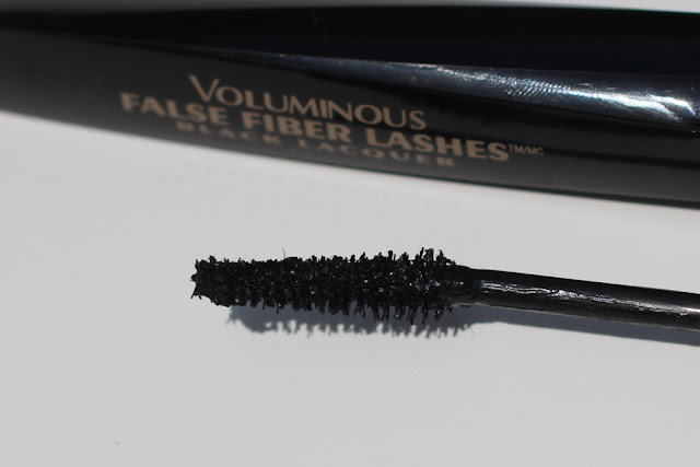 L'Oreal Voluminous False Lashes Mascara Review