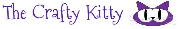 The Crafty Kitty; sharing arts & crafts ideas