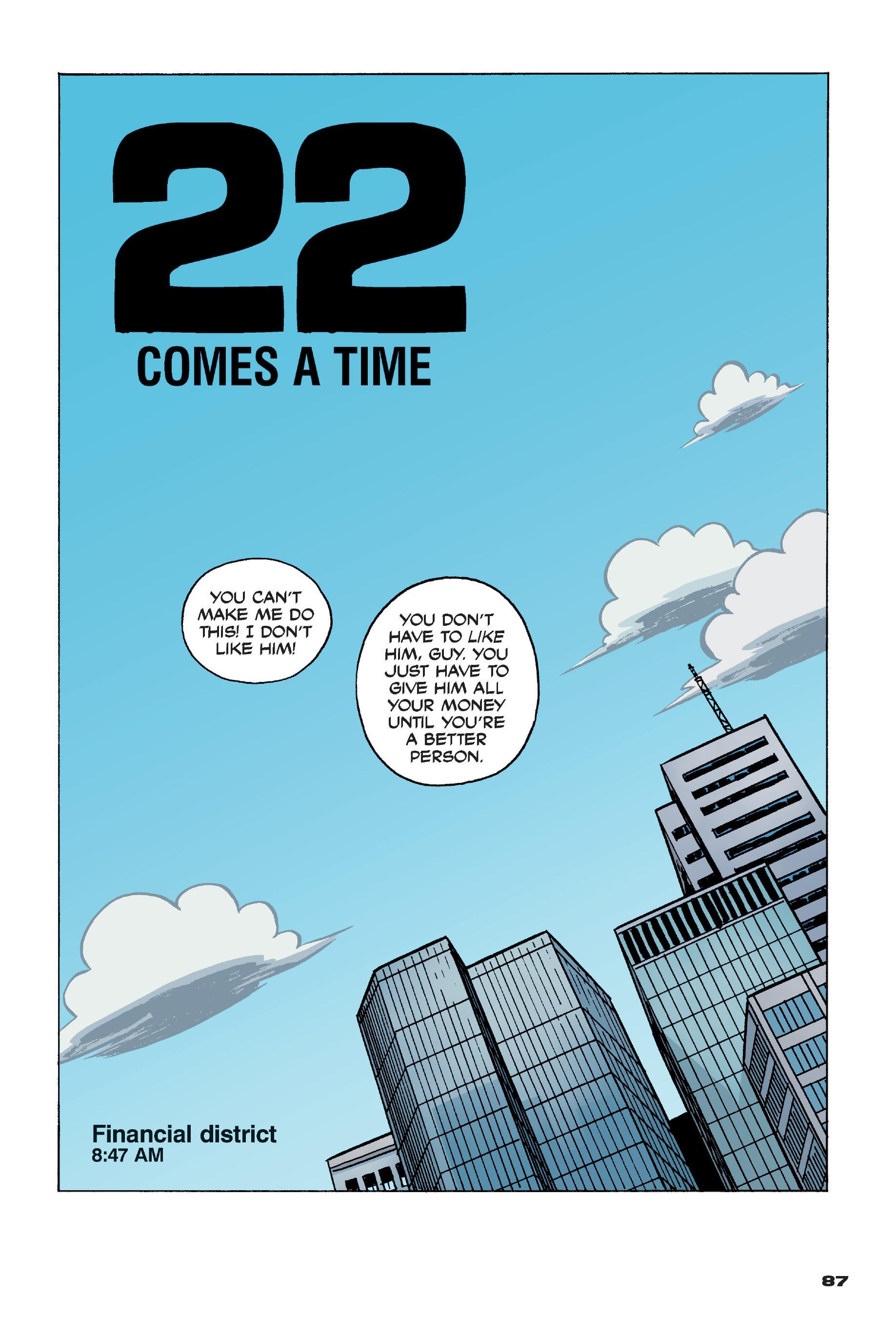 Read online Scott Pilgrim comic -  Issue #4 - 85