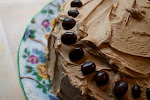 Coffee &amp; Walnut Cake