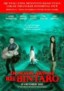 Download Film Dendam Arwah Rel Bintaro Tersedia