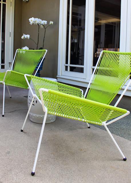 fifties sixties patio furniture