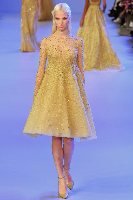 Elie saab haute couture haute definition for Haute definition