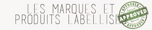 marques et produits bio labellisés cosmétique biologique nature et progrès
