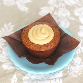 Healthy Maple Cupcakes