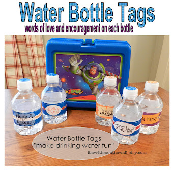 Kids May Even Think Waters Fun To Drink!