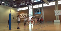 Maravillas Tetuán Voleibol. Semifinales Trofeo Primavera 2018: 3-0