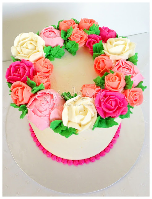 Sweet Art Cake Company Buttercream : Sweet Art Cakes by Milbree Moments: Buttercream-Only 79th ...