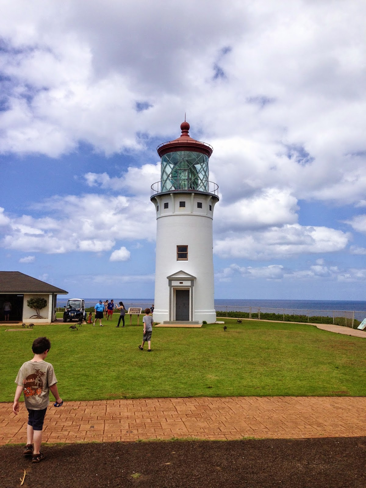 Kilauea Light House in Kilauea, HI