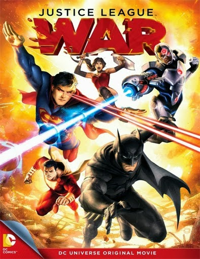 Ver Justice League: War (2014) Online