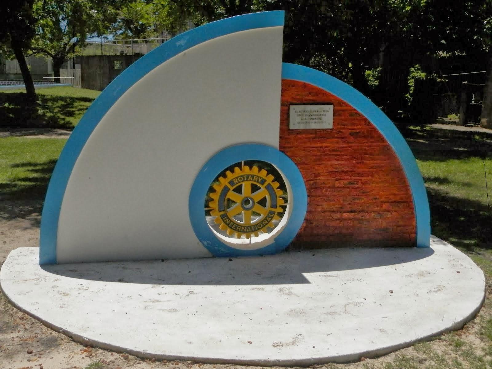 50 ANIVERSARIO(1963-2013)-ROTARY CLUB ROSARIO DEL TALA-ENTRE RIOS-DISTRITO 4940