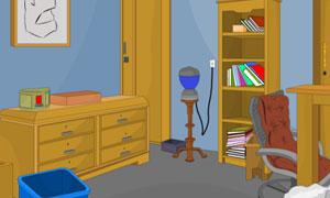 Color Card Room Escape
