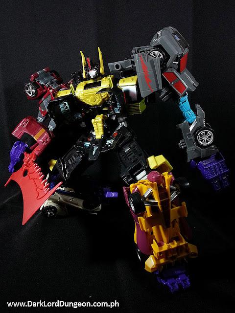 UW-EX Decepticons Dark Commander