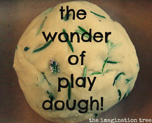 article benefits of play dough kids
