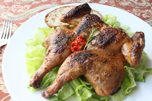 Grilled Calabrian Chicken – A Deliciously Stubborn Hen