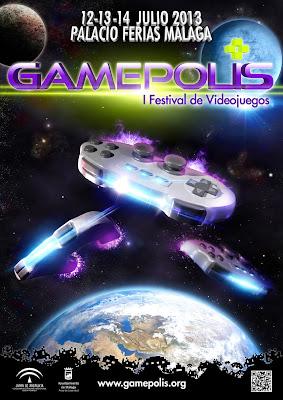 Gamepolis, Festival de Videojuegos de Málaga