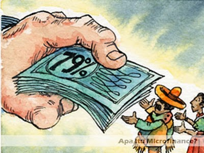 apa itu microfinance definisi keuangan mikro