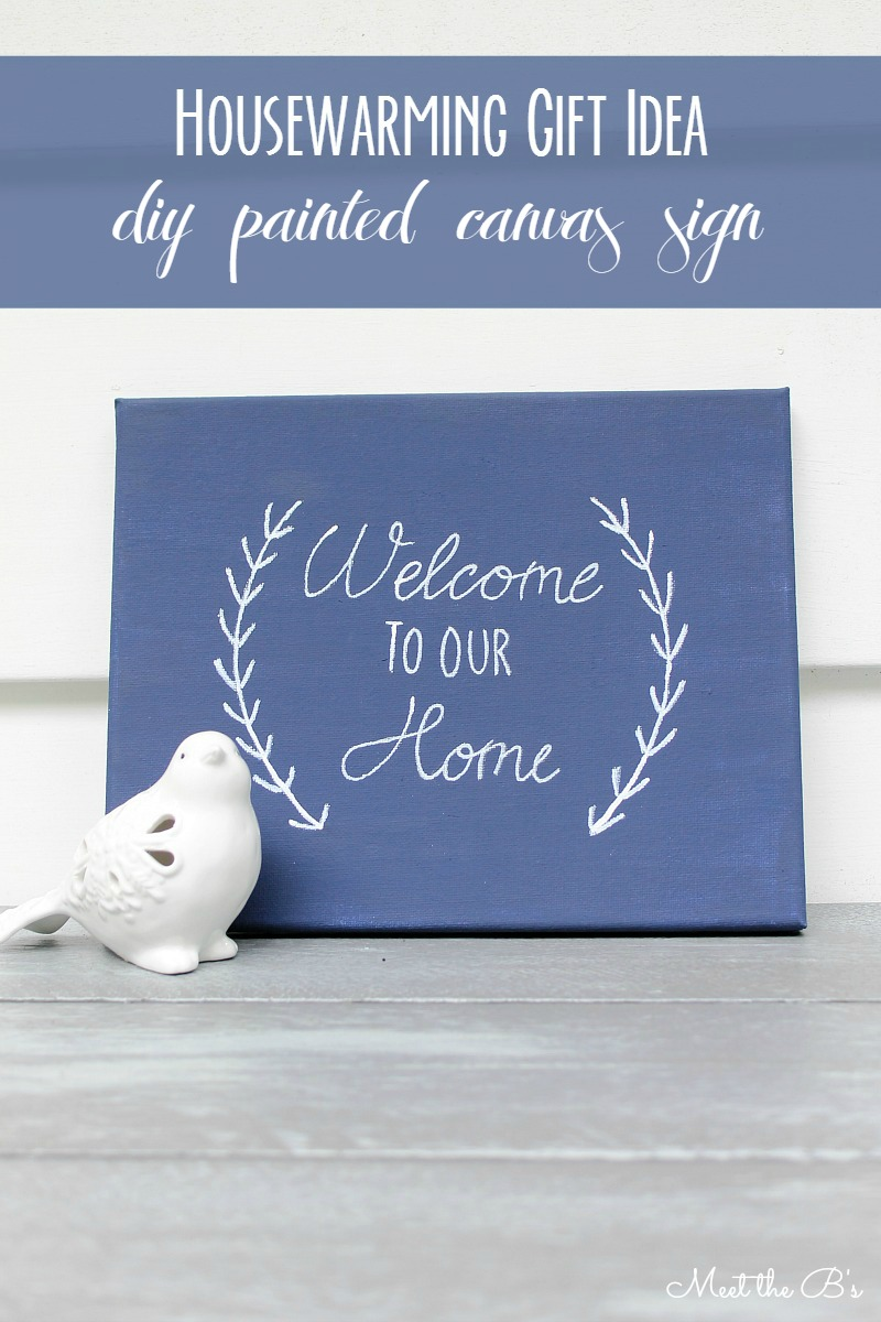 welcome home sign ideas for friends
