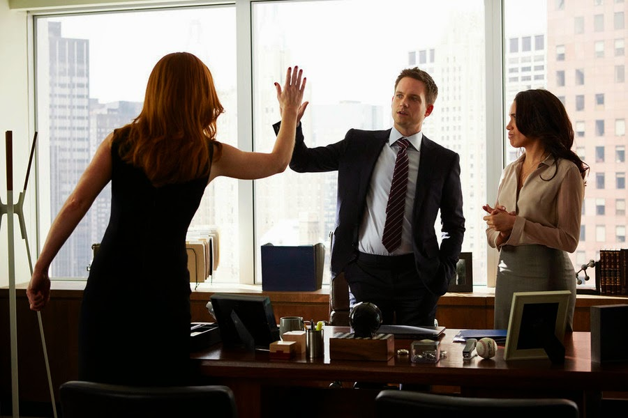 Suits - Episode 4.15 - Intent - Promotional Photos + Synopsis