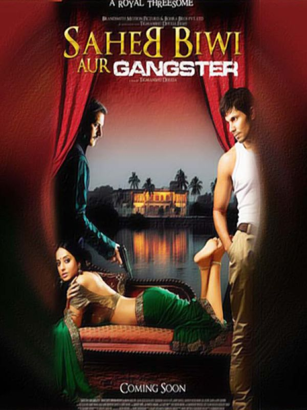 Đấu Tranh Gia Tộc (2013) Full Hd - Saheb Biwi Aur Gangster Returns