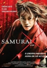 Samurai X – Dublado