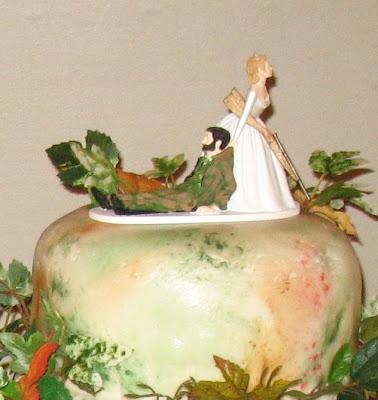 animals wedding cakes
