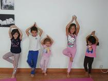Yoga Infantil y en Familia en C&S