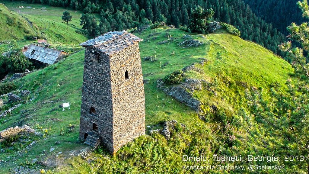タッシュティの塔
