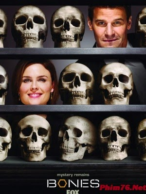 Hài Cốt Phần 10 - Bones Season 10
