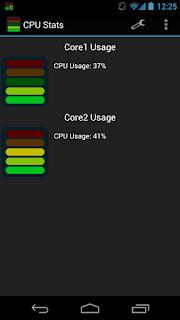 CPU stats Apk