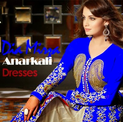 Latest Indian Anarkali Designs