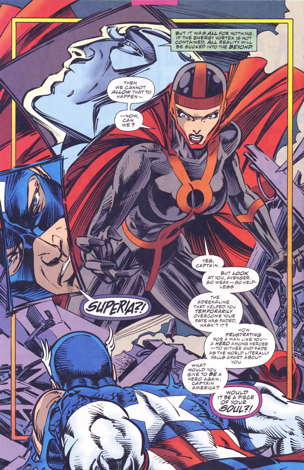 Captain America (1968) Issue #441b #395 - English 11