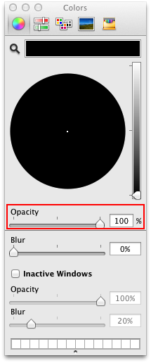 paint.net how to change opacity