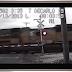 Vídeo.- Persecución policial con accidente de dos trenes sobre un mismo coche