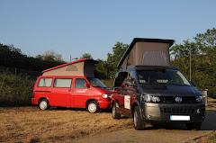 Alquiler Furgonetas VW Camper