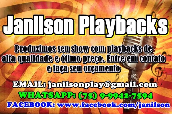 JANILSON PLAYBACKS