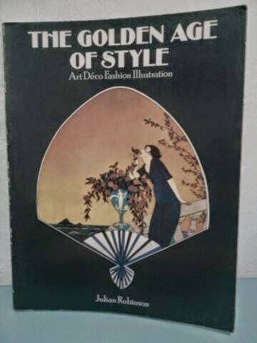 Buku Tentang Fashion Art Deco Illustration Rp199.000