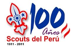 Centenario Scout en el Perú