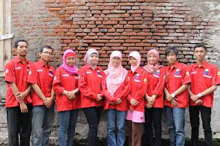Susunan Pengurus Kopma Unesa Periode 2012 - 2013