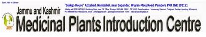 Jammu & Kashmir Medicinal Plants Introduction Centre