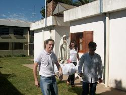 Nuestra Señora de Fátima nos guía
