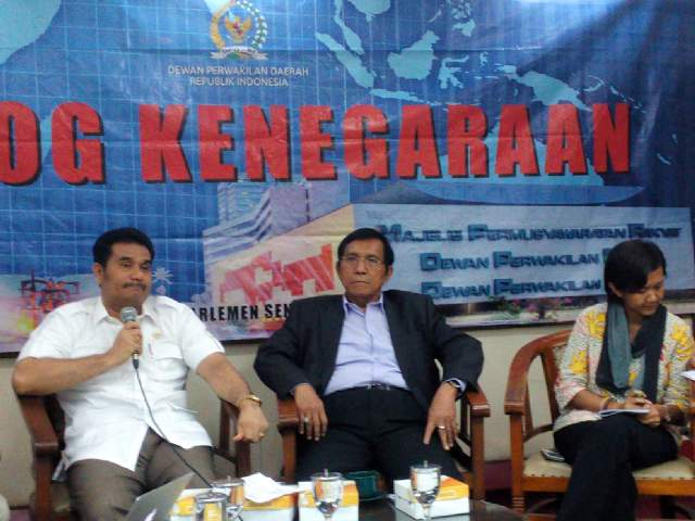 DPR : Pembentukan Pansus Kabut Asap Tak Perlu Diperdebatkan
