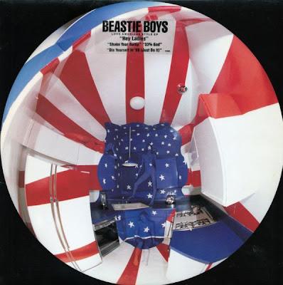 Beastie Boys – Love American Style EP (CD) (1989) (320 kbps)